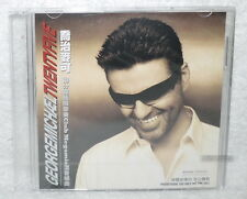 "George Michael Twenty Five Taiwan ""Club Megamix"" Promo CD (Faith WHAM)"