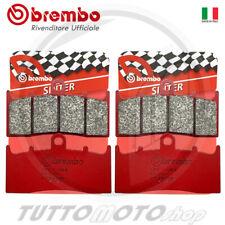 SA - R 07BB24SA PASTIGLIE FRENO ANTERIORE BREMBO BMW R 850 ROADSTER 2002-850CC