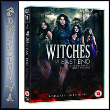 WITCHES OF EAST END - COMPLETE SEASON 1 **BRAND NEW DVD **