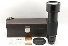 NMint Tokina AT-X MF 150-500mm F/5.6 Zoom Telephoto Lens For Nikon From Japan