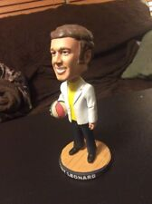 "BOBBY SLICK LEONARD BOBBLEHEAD ""DECADEused GAMES"" PACERS 50th ANNIVERSARY"