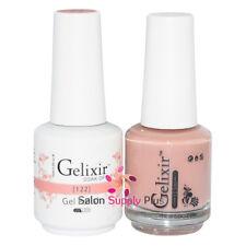 GELIXIR Soak Off Gel Polish Duo Set (Gel + Matching Lacquer) - 122