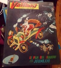 VAILLANT , LE JOURNAL , LE PLUS BEL ILLUSTRE DE LA JEUNESSE - album 889 à 897