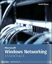 Microsoft Windows networking essentials by Darril Gibson (Paperback)