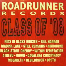 Various Rock(Promo CD CD Single)Class Of 08-Road Runner-RRRSCD08-2008-New