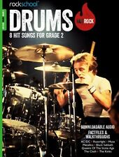 Rockschool - Hot Rock Drums Grade 2 - RSK041407  ***** NEW