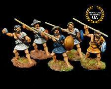⭐️Foundry Ancient Historical Warhammer 28mm Wargame Greek Army Painted Hoplites