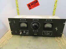 Tri-Tronics FA-5238 FAA regulated output amplifier commerce limiter [3*E-17]