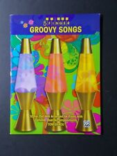 * 5 Finger Groovy Songs Songbook-Alfred Company