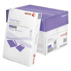 Xerox Digital Paper A4 5 x 500 Sheets-Box of Paper-2500 sheets