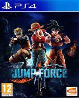 Jump Force PS4 PLAYSTATION 4 Namco
