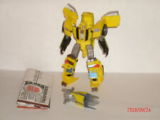 Transformers 2014 Generations 30th Bumblebee Deluxe Class IDW 100% Complete