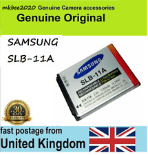 Original Original Samsung slb-11a Akku wb5000 wb2000 wb5500 wb600 wb610 ex1