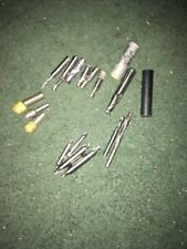Center Drill/Countersink Bits – And Other Miscellaneous Tooling