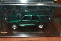 CHEVROLET - BLAZER 2ND GENERATION - 2002 - SCALA 1/43