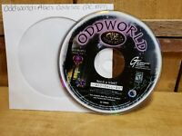 Oddworld GT Interactive Software Abe's Oddysee 1997 PC CD-ROM    CD ONLY
