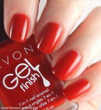 AVON Nailpolish in Roses are Red ....now reduced !!