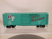 HO SCALE 40' STEEL BOX CAR GREAT NORTHERN 27024