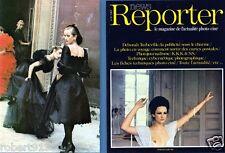 NEWS REPORTER 21./...DEBORAH TURBEVILLE...LA PUB SOUS LE CHARME..../..06 - 1978