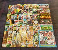 Chamber of Chills # 1-25 Full Run Marvel Horror  1972-76  G.A. Kirby/Heath/Ditko