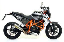 Terminale Race-Tech Approved aluminium Dark Arrow KTM DUKE 690 2012>2015