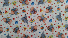 Brand New Disney Dumbo Print Fabric