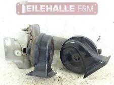 BMW E61 E60 5er Hupen Signalhorn Hoch Tief Satz Fanfare 6935709 0092018