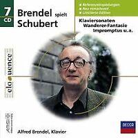 Brendel spielt Schubert (Eloquence) von Brendel,Alfred | CD | Zustand gut