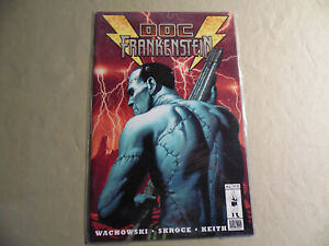 Doc Frankenstein #2 (Burlyman 2004) 1st Print / Free Domestic Shipping