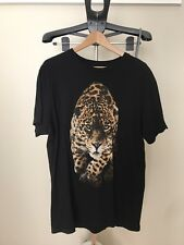 Authentic L.A.T.H.C. Division of Labor by ALTRU Leopard T Shirt L Large