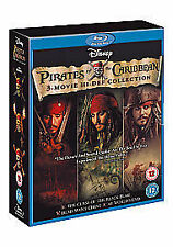 Pirates of the Caribbean Trilogy Blu-ray (2011) Keith Richards