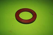 1 Stück Vulkollan Ring, Dämpfungs-Ring, Dämpfungs-Scheibe D=125/ 81mm 12mm dick