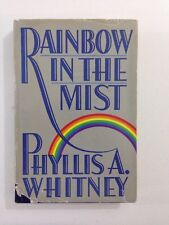 Rainbow In The Mist - Phyllis Whitney (Hardcover, Dust Jacket, 1989