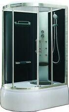 Cabine de douche complète Sanifun Esperano 135 x 90.
