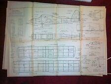 Oddie 94 por modelo de aspecto vintage A M Barton plan para FF O Rc