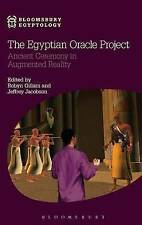 The Egyptian Oracle Project: Ancient Ceremony in Augmented Reality (Bloomsbury E