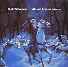 Rick Wakeman - Almost Live In Europe [New CD] UK - Import