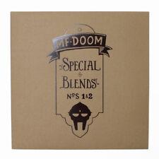 MF Doom - Special Mélanges NrS 1 & 2 (Ltd 2LP Vinyle) MFR100 Métal Visage 2016