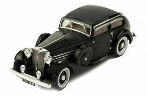 Ixo Models 1:43 MUS063 Jaguar SS1 Airline Coupé 1935 Black NEW