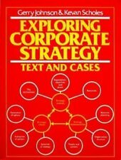 Exploring Corporate Strategy: Text and Cases,Gerry Johnson, Ke ,.9780132964197