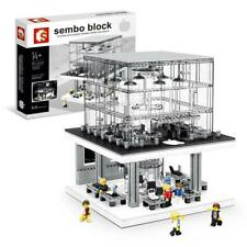 Sembo SD6900 Apple Store Lighted Building Block Set 1116 pieces