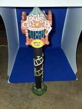 New listing Circus boy magic hat beer tap handle