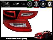 FEUX ARRIERE ENSEMBLE LDPO18 PORSCHE 911 997 2004-2007 2008 2009 ROUGE BLANC LED