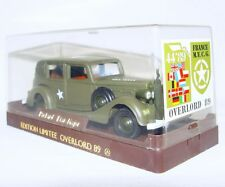 Solido OVERLORD 89 Convention 1:43 WWII PACKARD US Army STAFF CAR MIB`89 RARE!