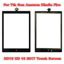 For 10.1 7th Gen Amazon Kindle Fire HD10 2017 Touch Screen Digitizer Replacemet