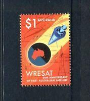 2017 WRESAT 50th Anniversary Of The 1st Australian Satellite- MUH $1 Stamp