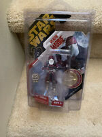Star Wars 30th Anniversary Galactic Marine w/Gold Coin Chase UGH Galactic Hunt
