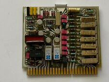 Studer A 80 Master Recorder 1.080.396 Attenuator and Preamp