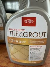 Lot 12 DuPont Heavy Duty Tile Grout Kitchen Bathroom Cleaner 24oz Discontinued