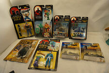 BATMAN ACTION FIGURE LOT ADVENTURES CREEPER JOKER BANE KENNER HOT WHEELS MIB